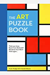 The Art Puzzle Book (Puzzle Books) Kindle Edition