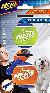 /Gomma Football con quitesch geraeusch 17,8/cm Hasbro Nerf Dog Squeak Football/