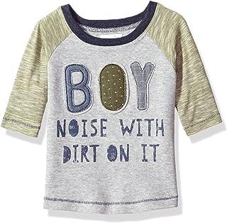 Baby Boy Definition Long Sleeve Raglan T-Shirt