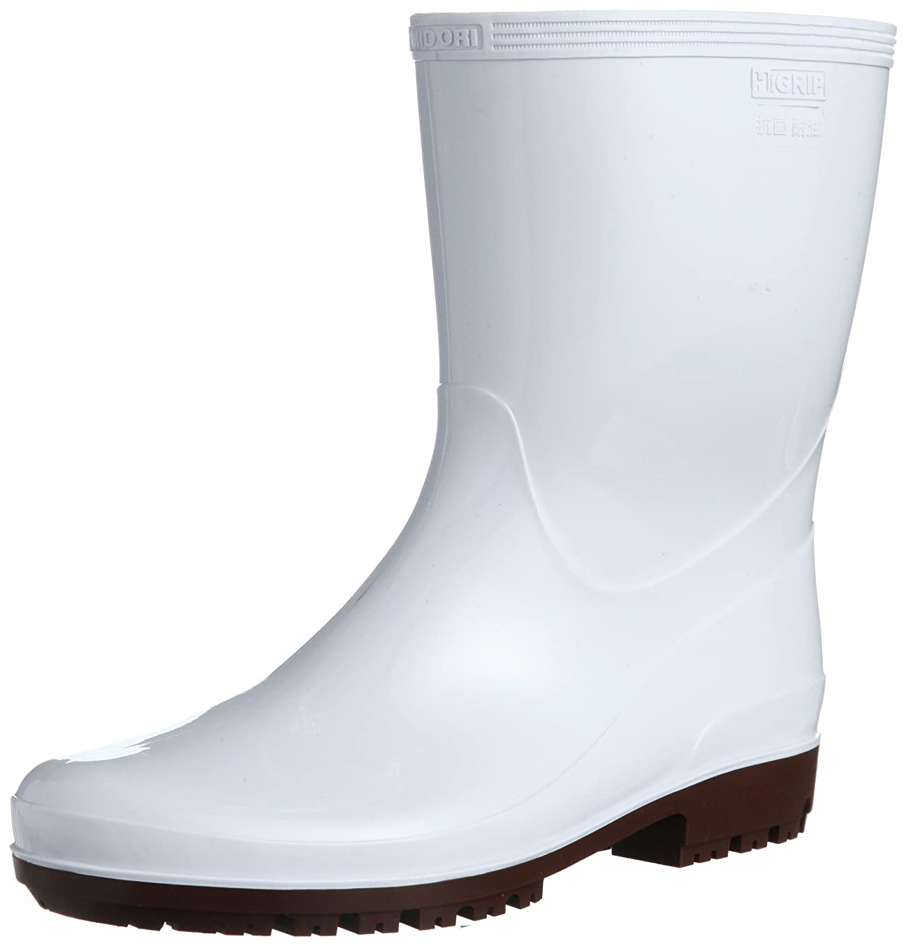[ミドリ安全] 作業長靴 耐滑 耐油 耐薬 ハイグリップ HG2100 N スーパー メンズ