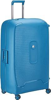 Delsey Paris Moncey Suitcase, 82 cm, 136 L, Light Blue