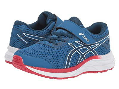 ASICS Kids Gel-Excite 6 (Toddler/Little Kid) (Lake Drive/Midnight) Boys Shoes