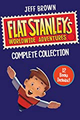 Flat Stanley's Worldwide Adventures Collection: Books 1-12 Kindle Edition