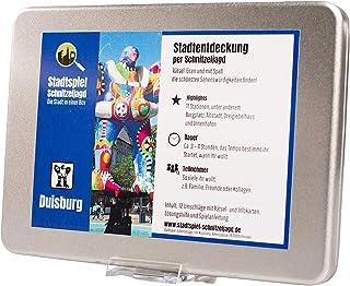 Stadtspiel Schnitzeljagd Stadtspiel Duisburg I Stadtführung als Schnitzeljagd I Stadtführer Duisburg I Reiseführer Duisburg