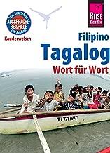 Reise Know-How Sprachführer Tagalog / Filipino - Wort für Wort: Kauderwelsch-Band 3 (German Edition)