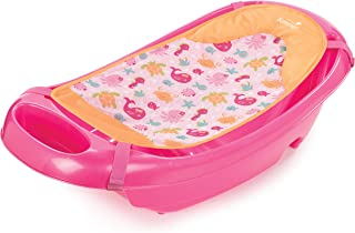Summer Infant Splish 'n Splash Newborn to Toddler Tub, Pink
