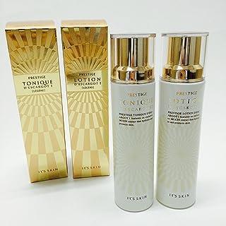 It's skin イッツスキン プレステージ・トニック・エスカルゴ 化粧水+乳液 2類セット (Prestige Tonique+Lotion Set) 海外直送品