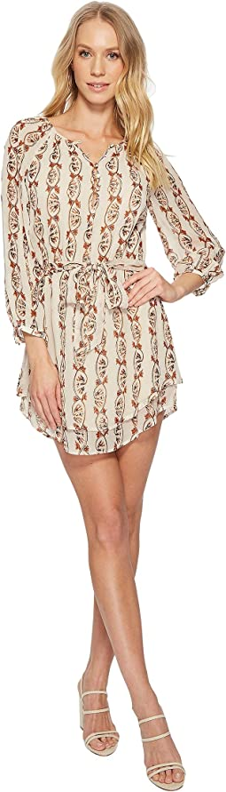 Amuse Society Falling For You Dress