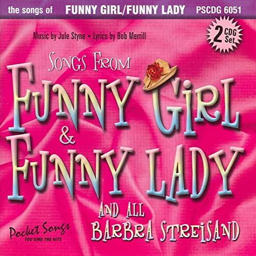 Songs from Funny Girl & Funny Lady, Vol  1 [Clean] by Studio