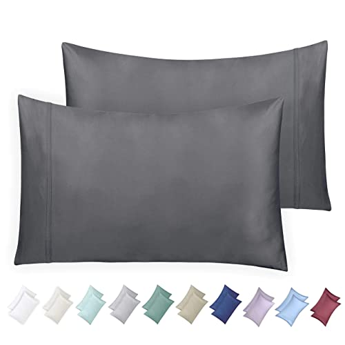 9b2f65bdf45 California Design Den 600 Thread Count Pillowcase Set of 2