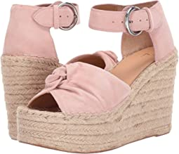 Light Pink Suede
