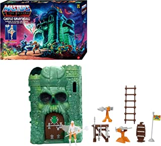 Masters of the Universe Castle Grayskull Playset for Storytelling Play and Display, Gift for Adult Collectors and MOTU Fan...