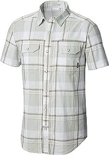 Men's Leadville Ridge Yarn Dye Short Sleeve Shirt