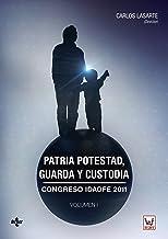 Patria potestad, guarda y custodia: Congreso IDADFE 2011. Volumen I (Derecho - Estado y Sociedad)