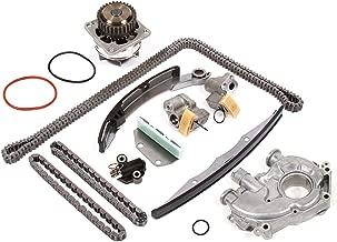 Fits 05-10 Nissan Suzuki 4.0 DOHC VQ40DE Timing Chain Kit Oil Pump Water Pump