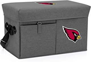 NFL Arizona Cardinals Ottoman Insulated Collapsible Cooler/Picnic Tote