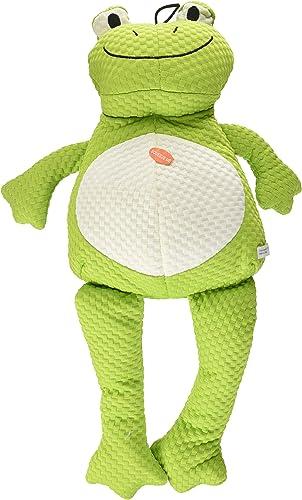 PATCHWORK PET tuffpuff froggle Squeeker Plüschspielzeug für Hunde, 20