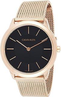 Calvin Klein Womens Quartz Wrist Watch, Analog and Stainless Steel- K3M2262Y