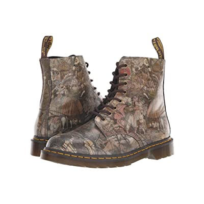 Dr. Martens Dadd 1460 Pascal x Tate Britain (Cristal Suede) Boots