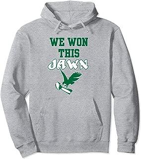 We Won This Jawn Pullover Hoodie