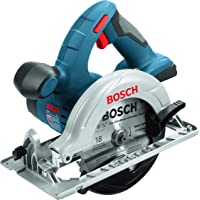 Deals on Bosch 18V 6-1/2 In. Cordless Circular Saw CCS180B