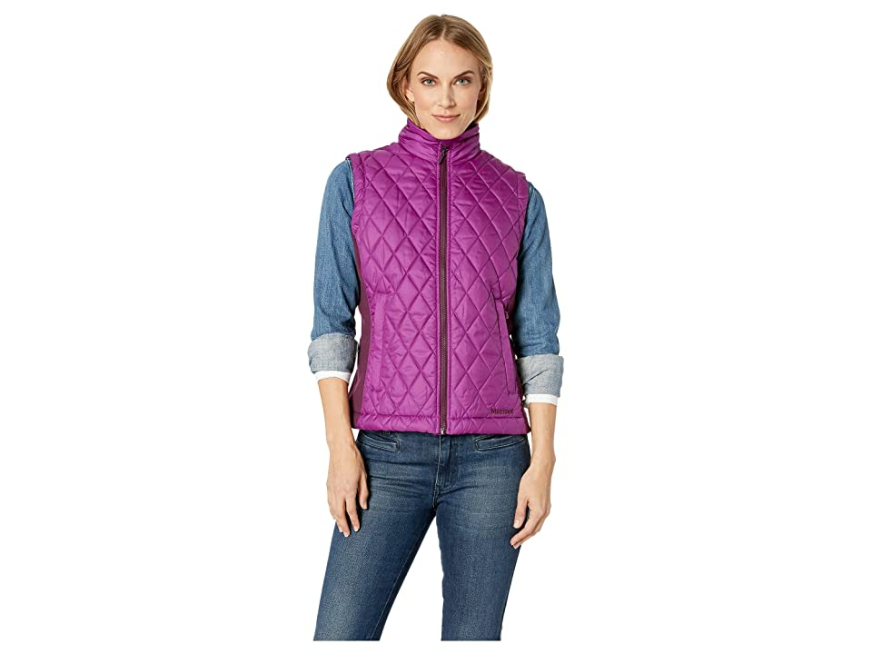 Marmot Kitzbuhel Vest (Grape/Dark Purple) Women
