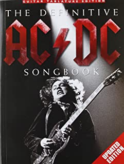 The Definitive AC/DC Songbook: Updated Edition