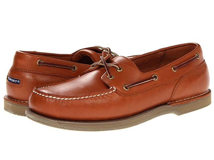 Rockport  Ports of Call Perth (Timber) Mens Lace up casual Shoes