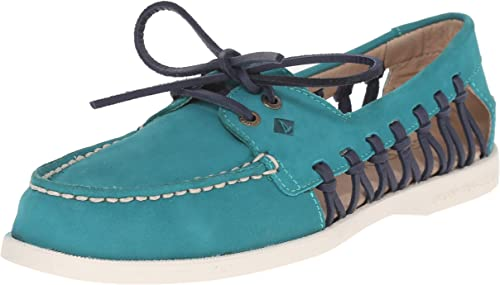 Sperry Top-SiderA O Haven Teal - A O Haven - Bleu Canard Femme