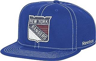 Reebok Adult Men NHL Large Logo Boxy Snapback