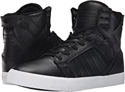 8619f57ca17 Supra skytop black gold sequence, Shoes, Men | Shipped Free at Zappos