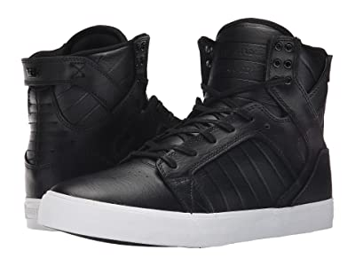 Supra Skytop (Black/White) Men