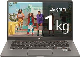 "LG gram 14Z90N-V-AA78B - Ordenador portátil ultraligero de 14"" FullHD IPS (Intel Core i7-1065G7, 16GB RAM, 512GB SSD, Wind..."