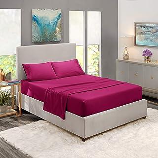 Fuchsia Pillow Cases