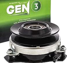 8TEN Gen 3 Electric PTO Clutch for John Deere Warner 180 LX172 LX173 LX176 LX178 LX186 LX188 AM123123 5215-34