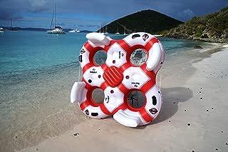 Solstice by Swimline Super Chill 4 Person Island