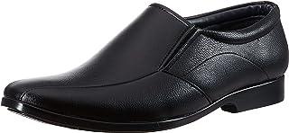 CENTRINO Men 3375 Black Formal Shoes-6 (3375-02)