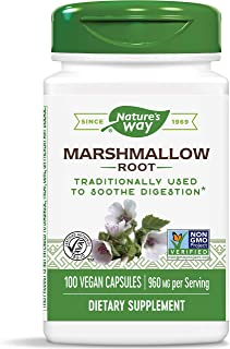 marshmallow root capsules for ic