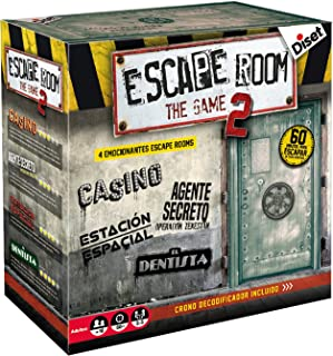 Diset - Escape room the game 2 (62326)