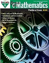 Newmark Learning Common Core Mathematics Practice Book, Grade 6 (CC Math)