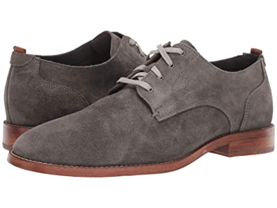 Cole Haan Feathercraft Grand Blucher Oxford (Magnet Suede) Men