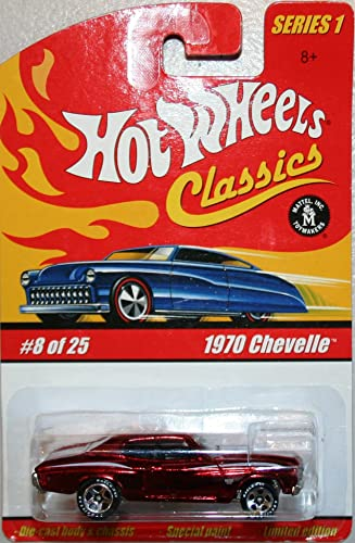 Hot Wheels Classics Series 1 - 1970 Chevelle  8 of 25 by Hot Wheels