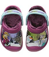 Crocs Kids - Frozen Lined Clog (Toddler/Little Kid)