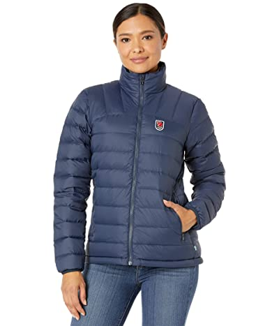 Fjallraven Expedition Pack Down Jacket (Navy) Women
