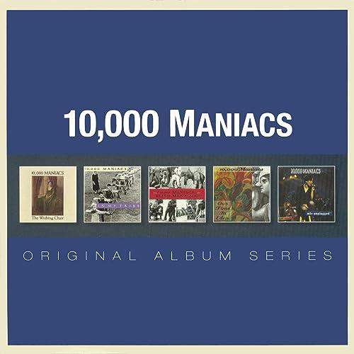 Noah S Dove Mtv Unplugged Version Live By 10 000 Maniacs On Amazon Music Amazon Com