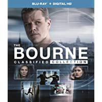 Deals on Bourne: The Ultimate 5-movie Collection Blu-ray