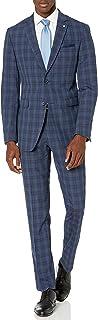 Men's Two Piece Slim Fit Suit