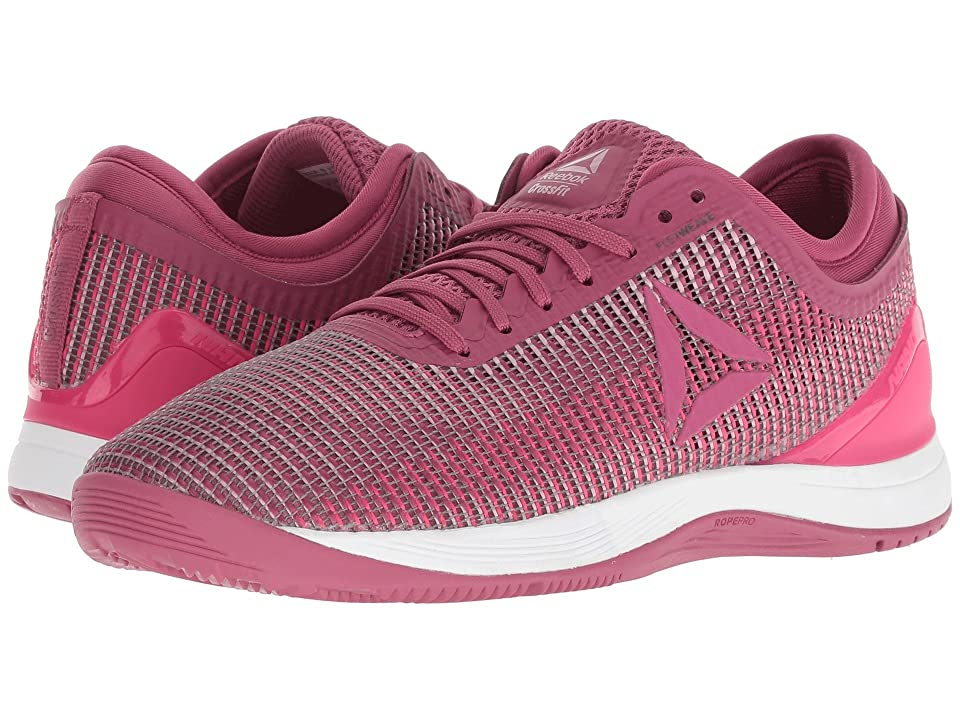 Reebok CrossFit(r) Nano 8.0 (Twisted Berry/Twisted Pink/White/Infused Lilac) Women
