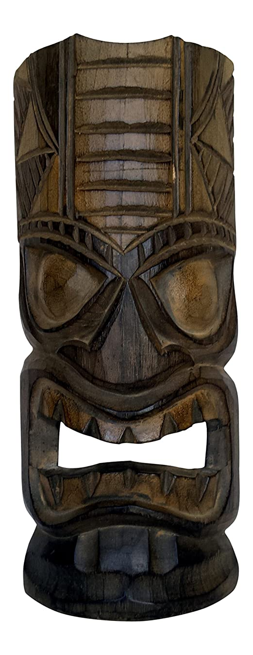 Seaside Accents Tiki Mask Wall Decor, 12 Inches