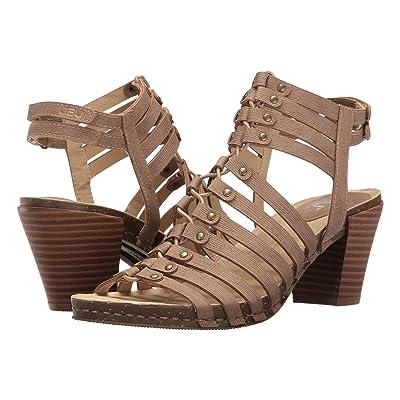 JBU Sugar Encore (Nude) High Heels